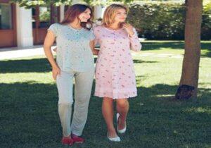 Ženske pižame - spalne srajice