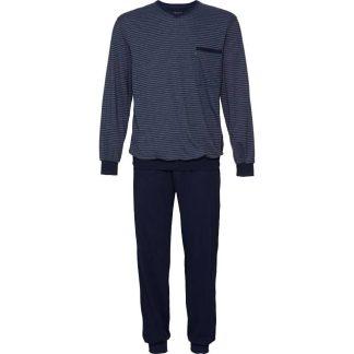 Moška pižama dolg rokav s patentom Moške pižame trgovinamacek 8