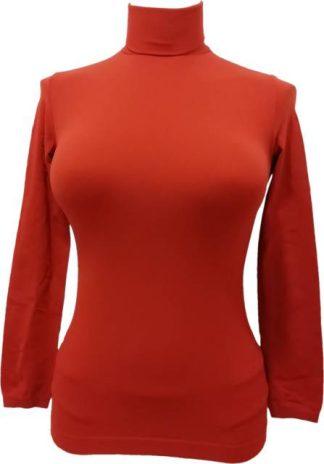 Ženska majica dolg rokav na puli ovratnik. Zadnji kosi-ugodne cene trgovinamacek