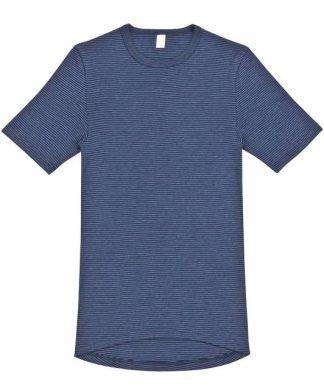 Moška majica kratek rokav, podaljšana zadaj Bombaž trgovinamacek
