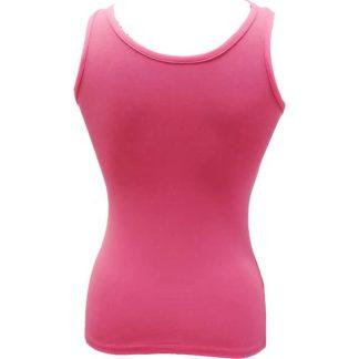 Deklice Otroška majica široka naramnica, deklice, barvane