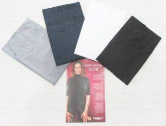 Spodnje majice kratek - dolg - 3/4 rokav in puliji Ženska majica polpuli na 3/4 rokave iz modala