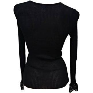Majica dolga rokav čipka na sprednji vrhnji strani in na rokavih Spodnje majice kratek - dolg - 3/4 rokav in puliji trgovinamacek 3