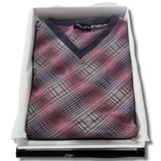 Moška pižama dolg rokav iz toplega bombaža Moške pižame trgovinamacek