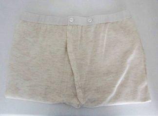 Moško spodnje perilo iz volne Volnene moške hlače