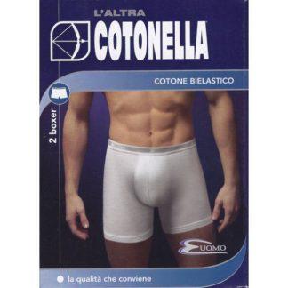 Cotonella in druge znamke Moške boksarce v kompletu 2 kos