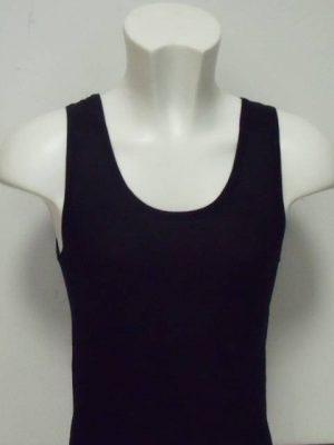 Cotonella in druge znamke Moška majica na široke naramnice iz mako bombaža ( škotski sukanec)