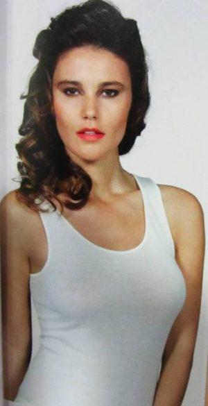 Čipkaste in mikrofibra Ženske hlačke Leilieve model braziljanke