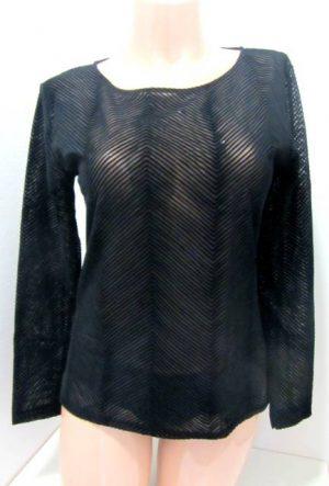Spodnje majice kratek - dolg - 3/4 rokav in puliji Ženska majica narejena iz čipke na ribjo kost
