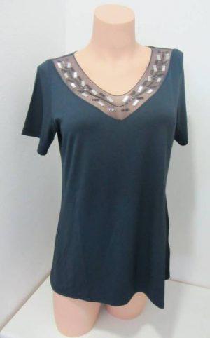 Spodnje majice kratek - dolg - 3/4 rokav in puliji Ženska majica za močnejše postave velikost konfekcije od 46 do 50