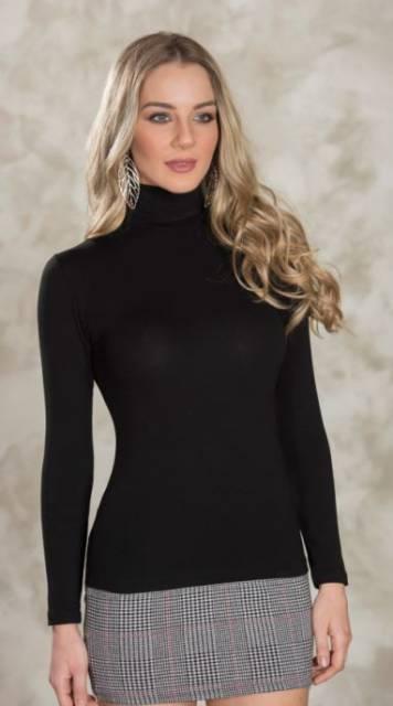 Spodnje majice kratek - dolg - 3/4 rokav in puliji Ženska majica na puli ovratnik dolg rokav iz viskoze