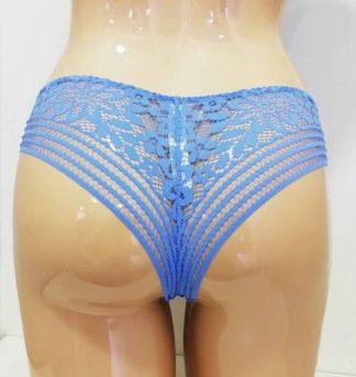 Ženske hlačke braziljanke Čipkaste in mikrofibra trgovinamacek 2